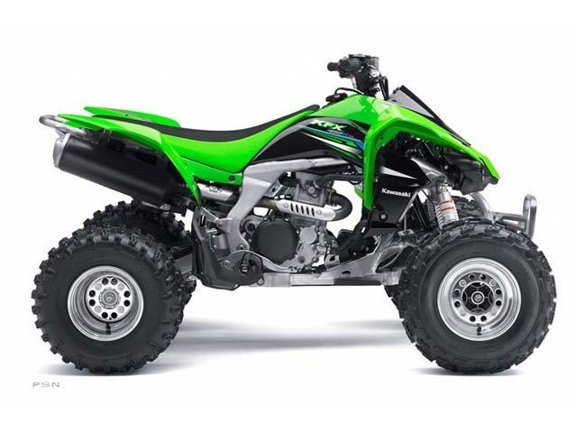 2012 KFX 450R