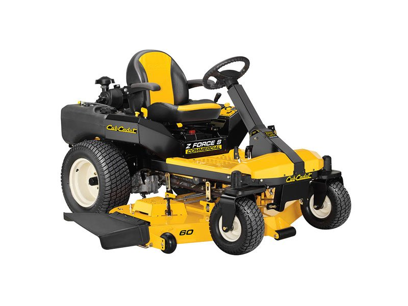 2013 Cub Cadet Z-FORCE� S 60 Commercial
