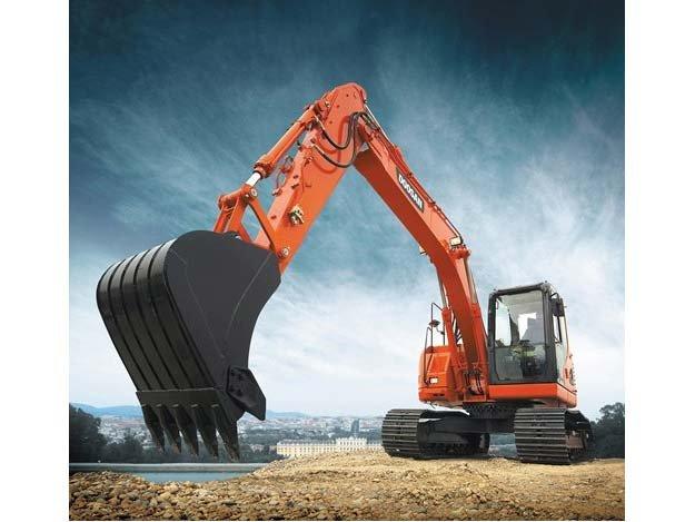 2013 Doosan Construction DX235LCR