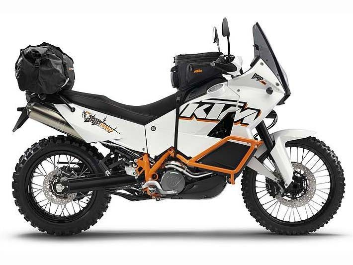2013 KTM 990 Adventure Baja Limited Edition