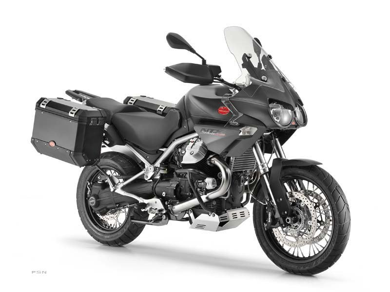 2013 Moto Guzzi Stelvio 1200 NTX