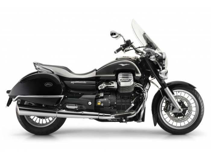 2013 Moto Guzzi California 1400 Touring (2014)