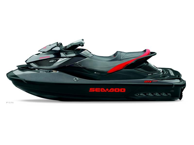 2013 Sea-Doo GTX Limited iS 260