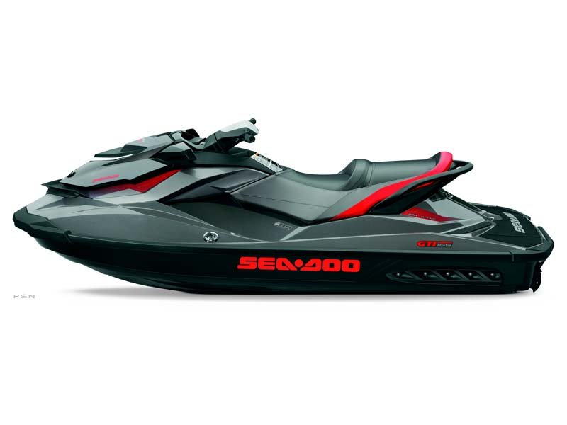 2013 Sea-Doo GTI Limited 155