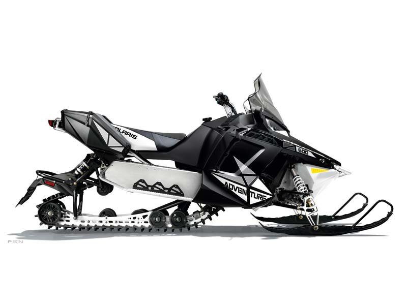 2013 Polaris 600 Switchback Adventure