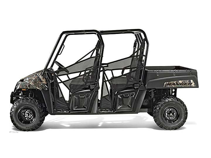 2013 Ranger Crew 500 EFI LE