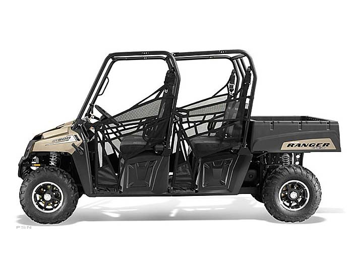 2013 Polaris Ranger Crew 500 EFI LE
