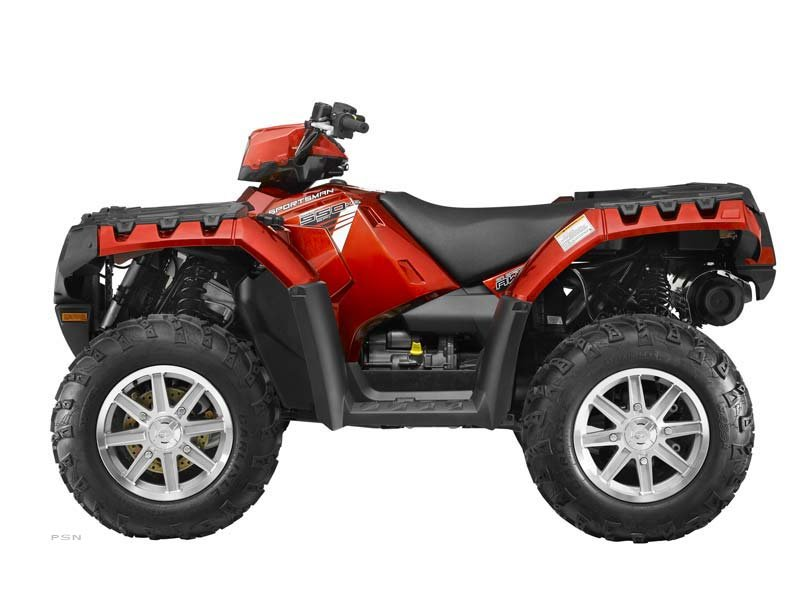 2013 Polaris Sportsman 550 EPS