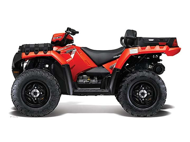 2013 Polaris Sportsman� X2 550