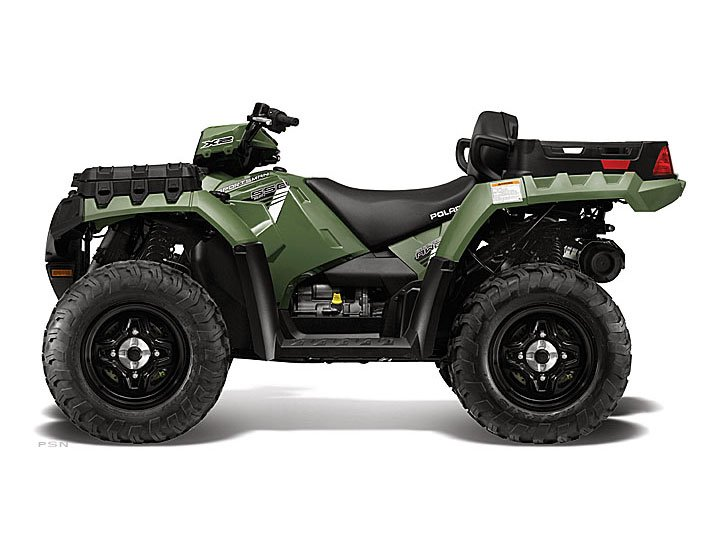 2013 Polaris Sportsman 550 X2