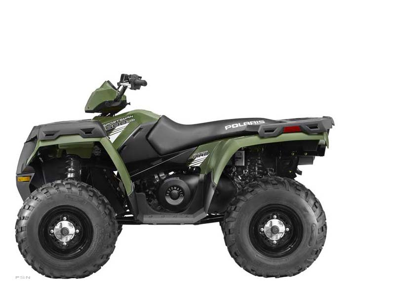 2013 Sportsman 500 H.O.