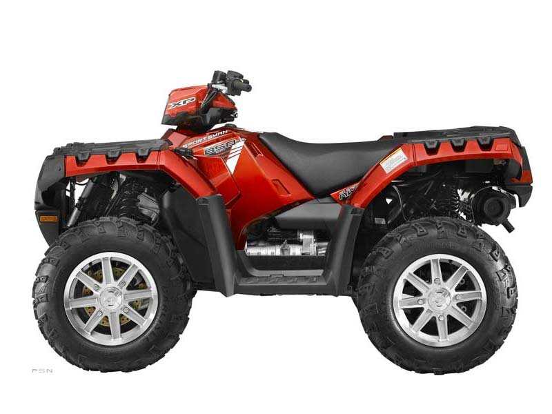 2013 Polaris Sportsman XP 850 H.O. EPS