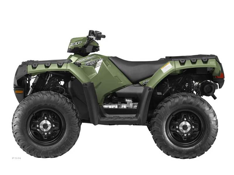 2013 Sportsman XP 850 H.O.
