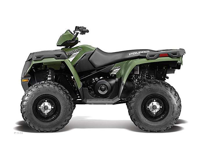 2013 Polaris Sportsman 800 EFI