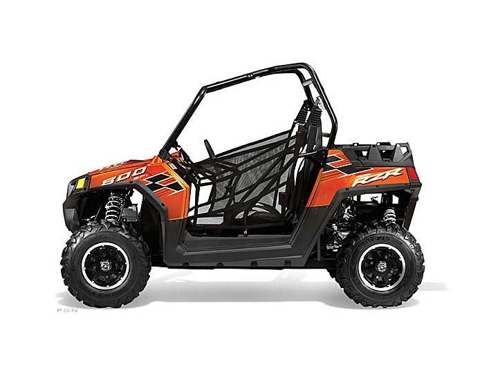 2013 Polaris Ranger RZR 800 LE