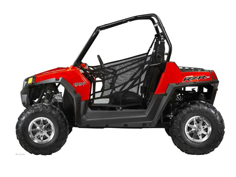 2013 Polaris Ranger RZR S 800