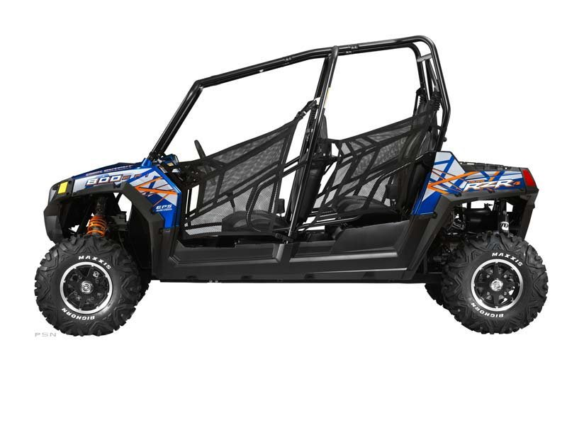 2013 Polaris Ranger RZR 4 800 EPS LE