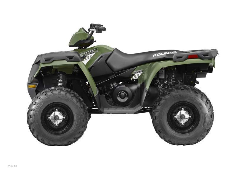 2013 Sportsman 400 H.O.
