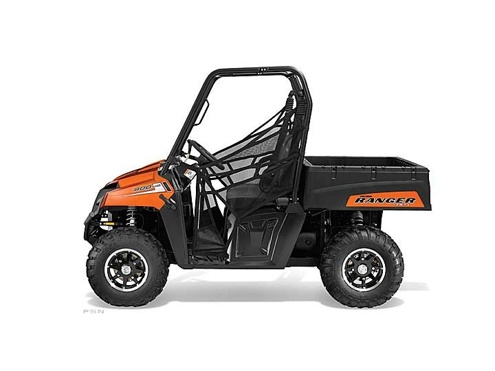 2013 Polaris Ranger 800 EFI Midsize LE