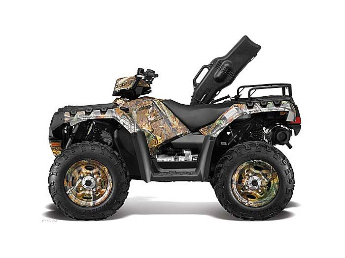 2013 Polaris Sportsman XP 850 H.O. EPS Browning Pursuit Camo LE