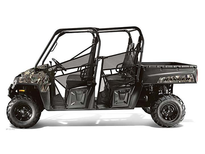 2013 Polaris Ranger Crew 800 EPS