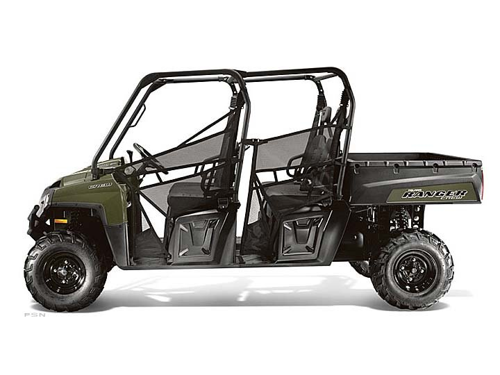 2013 Polaris Ranger Crew 800