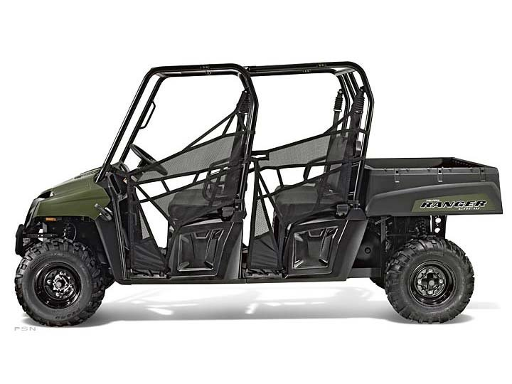 2013 Polaris Ranger Crew 500 EFI