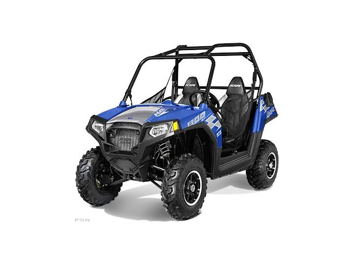 2013 Polaris Ranger RZR 800 EPS LE (Blue Fire)
