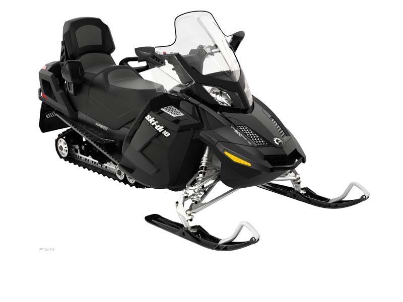 2013 Ski-Doo Grand Touring LE E-TEC 600 H.O.