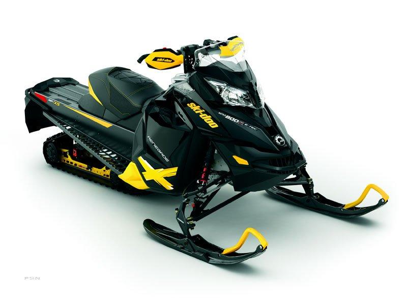 2013 Ski-Doo Renegade� X� E-TEC 800R
