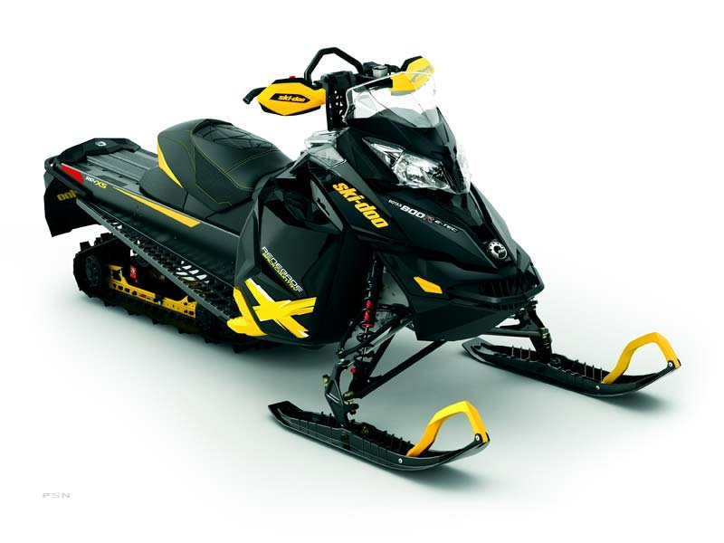 2013 Ski-Doo Renegade Backcountry X E-TEC 800R
