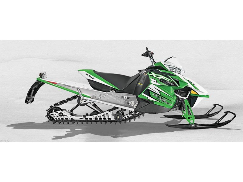 2013 Arctic Cat ProCross XF 1100 Sno Pro