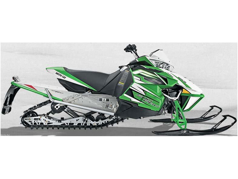 2013 Arctic Cat ProCross™ F 1100 Turbo Sno Pro®