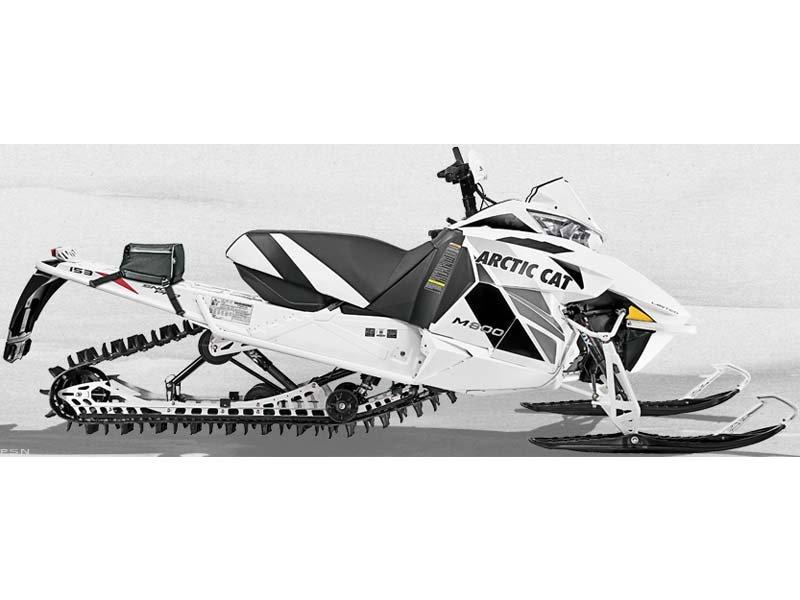 2013 Arctic Cat ProClimb™ M 800 Sno Pro® Limited (162) w/o ES
