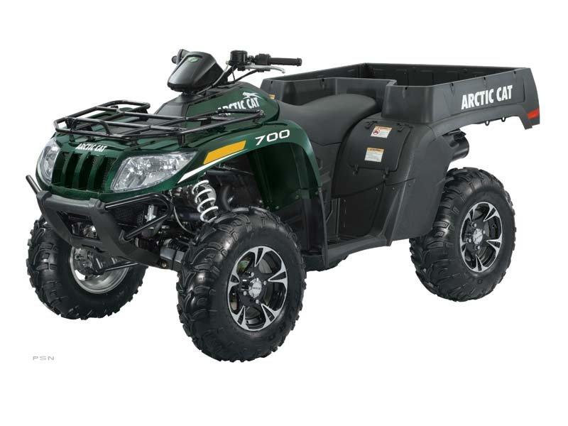 2013 Arctic Cat TBX� 700 XT
