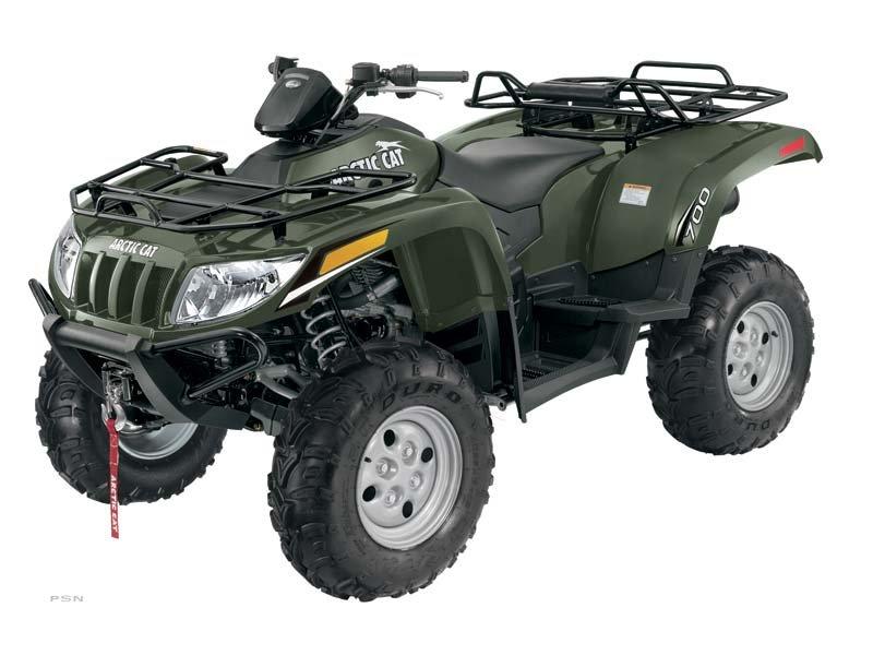 2013 Arctic Cat 700 Super Duty Diesel