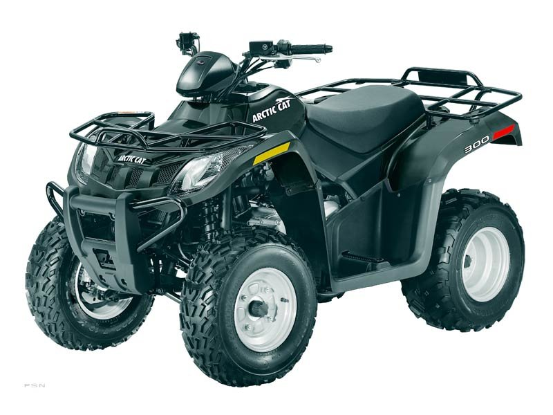 new awesome Atv with lots of features And it Arctic Cat!