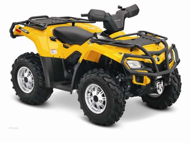 2013 Can-Am Outlander XT 400