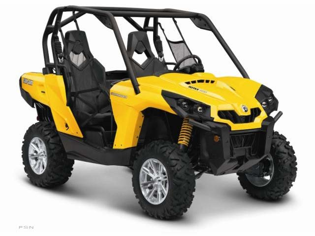 2013 Can-Am Commander DPS 800R
