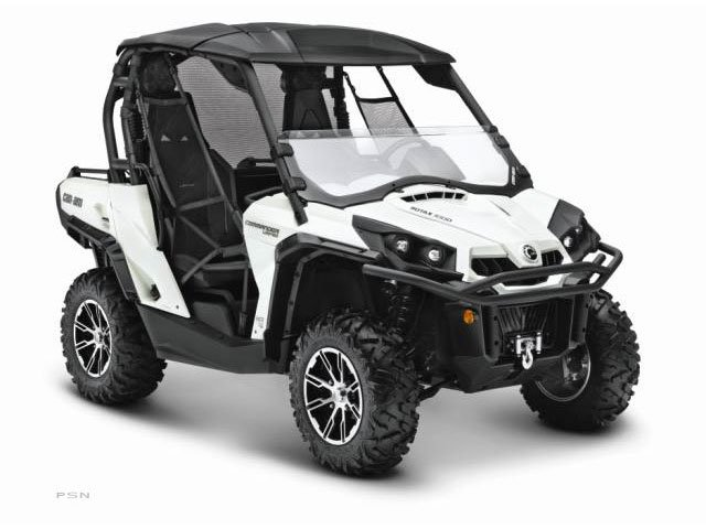 2013 Can-Am Commander Limited 1000