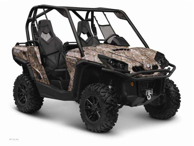 2013 Can-Am Commander™ XT™ 800R