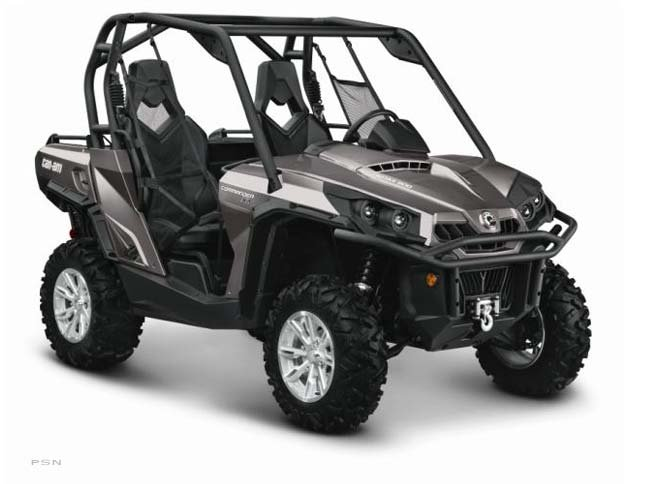 2013 Can-Am Commander XT 800R