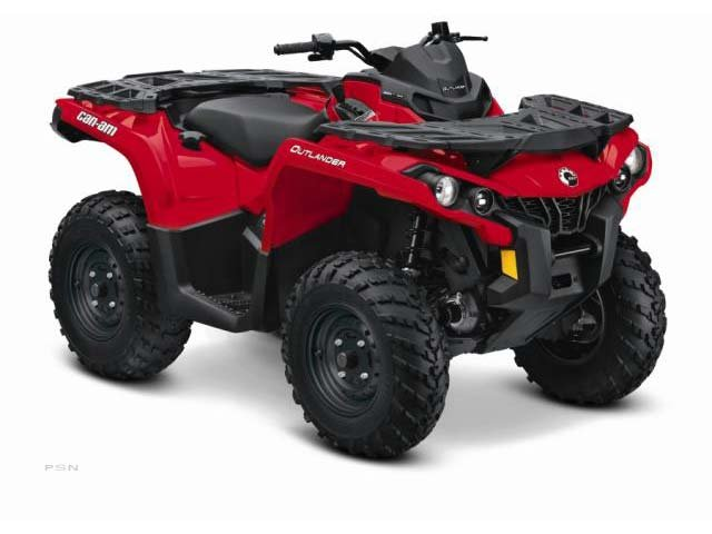 2013 Can-Am Outlander 500