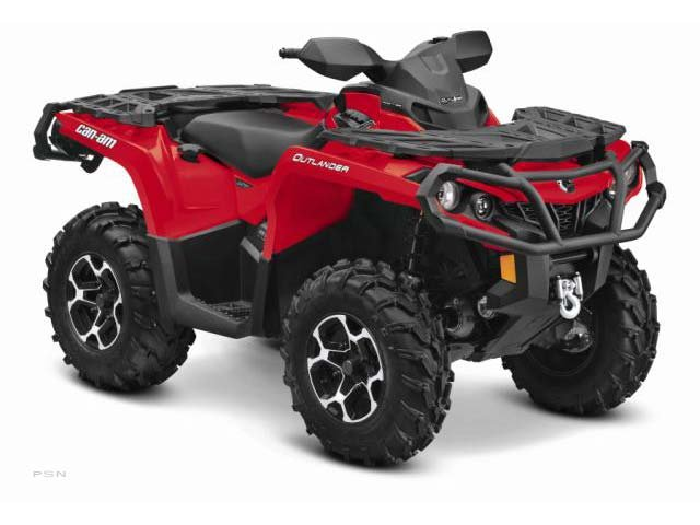 2013 Can-Am Outlander XT 800R