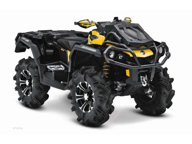 2013 Can-Am Outlander X mr 1000