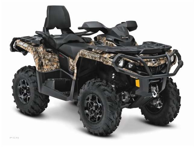 2013 Can-Am Outlander MAX XT 650