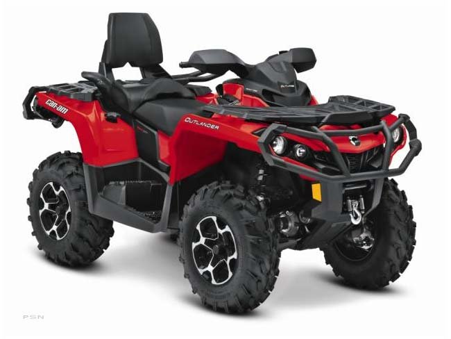 2013 Can-Am Outlander MAX XT 500