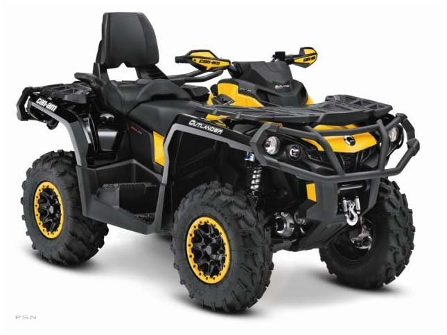 2013 Can-Am Outlander� MAX XT-P 1000