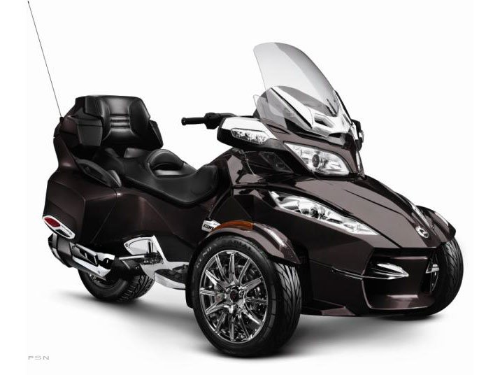 2013 Can-Am Spyder® RT Limited