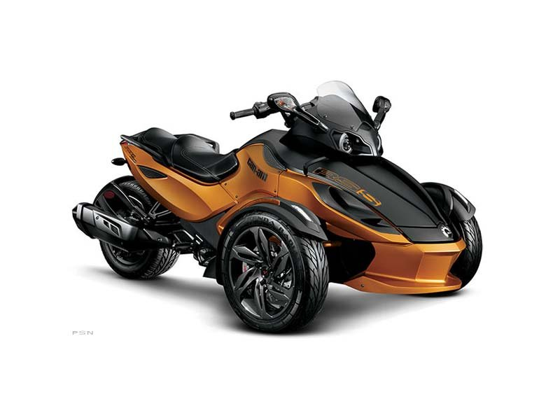 2013 Can-Am Spyder RS-S SM5